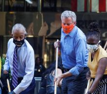 De Blasio: Black Lives Matter Protests Exempt from Large-Event Ban