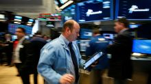 Wall Street wobbles as trade concerns loom, U.S. yields retreat