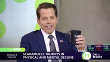 Scaramucci to Republicans: Take Trump out 'and put a relief pitcher in'