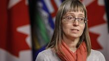 Masks urged as Alberta sees surge of COVID-19 cases
