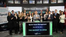 Sprott Asset Management LP Opens the Market