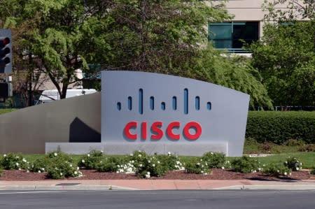 News post image: Cisco Stock Falls 4%