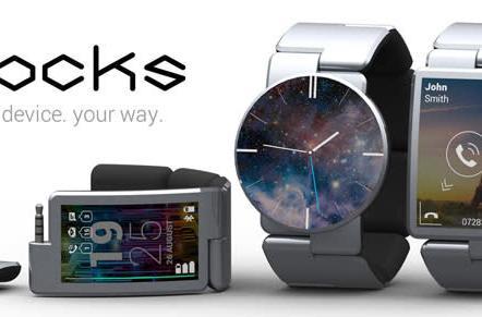 Blocks' modular smartwatch will talk to your iPhone