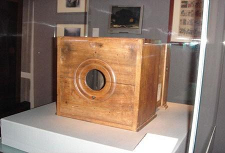 World's first camera goes on public display in Macau