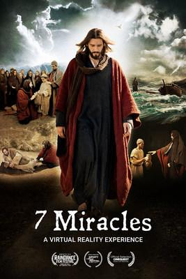 Vive Studios Releases Feature-Length Cinematic VR Experience, '7 Miracles'