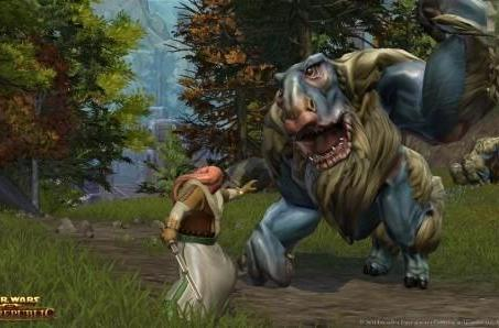 Star Wars: The Old Republic increases invitations to this weekend's beta test