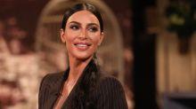 "Kim Kardashian Wants Her Upcoming Baby Shower to Be ""CBD-Themed"""