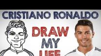 DRAW MY LIFE with Cristiano Ronaldo!