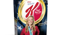 Kellogg's® Celebrates Team USA's Jamie Anderson With Gold Medal Edition Special K® Red Berries Box