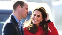 Kate Middleton de elegante a deportiva en cuestión de minutos