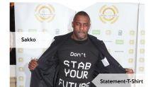 Look des Tages: Idris Elba hat eine starke Botschaft