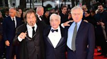 Robert De Niro reflects on finally working with Al Pacino on a Scorsese movie