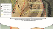 Camino's Geological Mapping at Chapitos Defines Mineralized Structural Corridor at the Atajo Zone and Director Update