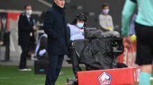 Foot - L1 - Lille - Christophe Galtier (Lille): «À Brest, c'était open bar»
