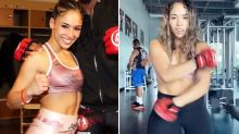 'Selling sex': Female fighters clash over 'strip-tease' video