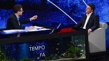 """Matteo Renzi: """"Due volte ho pensato di fondare un partito""""... """"Orgoglioso di aver detto no a M5S"""""""