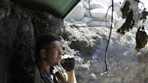 Ukraine Suspends Truce, Renews Attacks