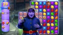 Zynga Launches Wonka's World of Candy