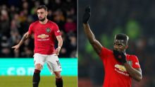 Manchester United Feel Bruno Fernandes Can Positively Impact Paul Pogba's Future with Club