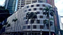 Six strata offices at International Plaza up for sale