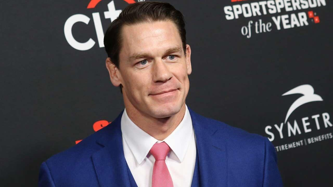 John Cena Announces He's Donating $500K to Help First Responders Tackle California Fires