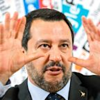 Italy's Salvini May Seek New Election as Budget Fuels Crisis