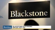 Blackstone Beats 2Q Revenue, EPS Estimates