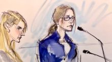 Lori Loughlin and Felicity Huffman's courtroom sketch artist says she drew them authentically — 'warts and all'