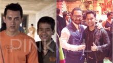 When Aamir Khan met Millimeter of 3 Idiots