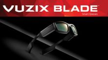 Vuzix Blade™ Augmented Reality Smart Glasses to be Officially Unveiled at CES 2018