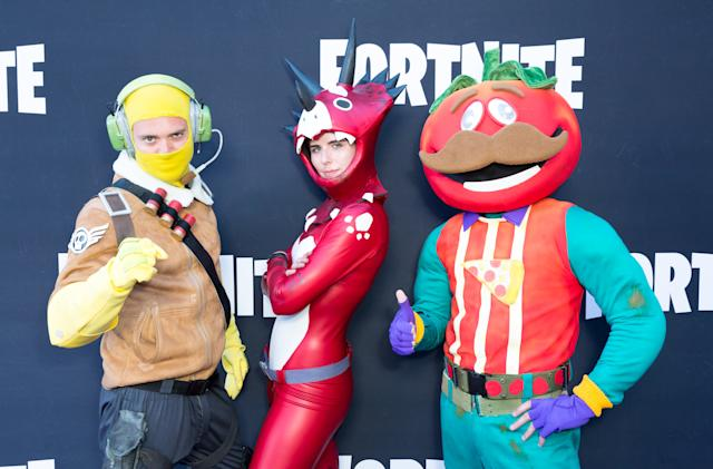 'Fortnite' creator Epic Games sues YouTuber for selling cheats