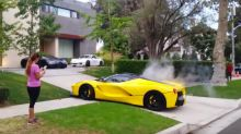 Owner Of Beverly Hills LaFerrari Does Not Have Diplomatic Immunity, Flees Country
