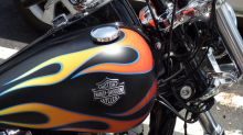 Harley-Davidson Reports Earnings Under a 'Death Cross'