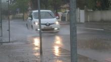 Orages et fortes pluies: une nuit sous surveillance dans le sud de la France