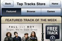 Free music and a chance to win more from Tap Tap Revenge 3