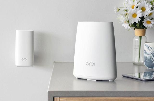 Netgear releases two (slightly) cheaper Orbi routers