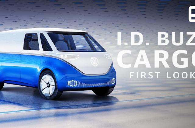 VW wants to ensure EVs are delivering your packages
