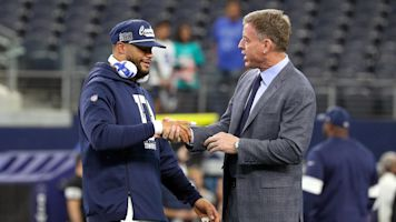 Aikman: Cowboys, Dak deal will get done