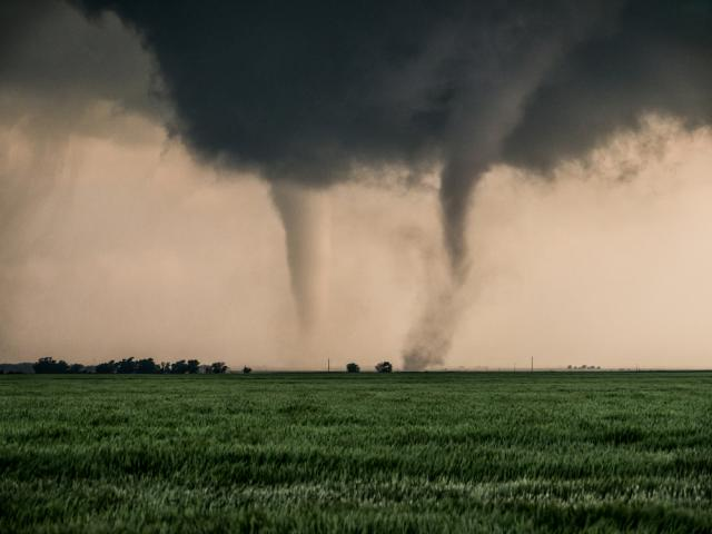 Three massive tornadoes have hit Texas this weekend, and the videos are absolutely terrifying