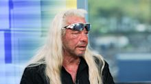 Dog the Bounty Hunter tears up in first interview since hospitalisation: 'I had a broken heart'