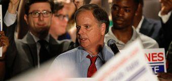 Alabama Senate candidate responds to Trump criticism