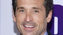 Patrick Dempsey Wore Makeup Last Night: And He's Not Afraid to Talk About It