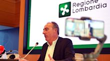 "Gallera: ""Lombardia devastata, noi nudi di fronte al virus"""