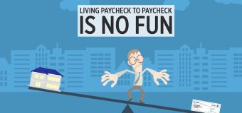 3 ways to avoid living paycheck to paycheck