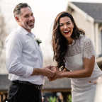 Biggest Loser 's Erica Lugo Has Surprise 'Zoom Wedding' amid Coronavirus Pandemic: 'Love Always Wins'