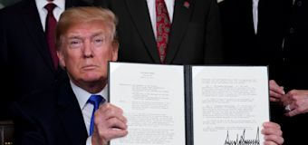 Trumps imposes $50B in tariffs on China