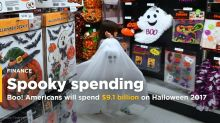 Boo! Americans will spend $9.1 billion on Halloween this year