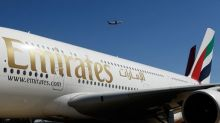 Passenger jet narrowly misses mid-air collision in Dubai
