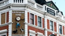 London pubs say confusion over tier 2 rule keeps the customers away