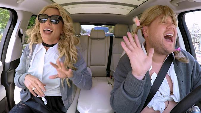 'Carpool Karaoke' 2016 CBS Broadcasting, Inc